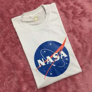 NASA White Shirt