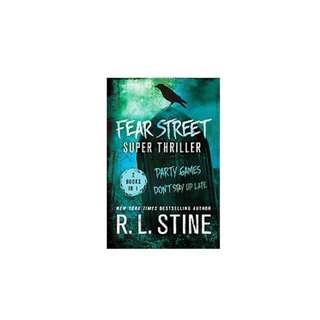 2 in 1 fear street super thriller