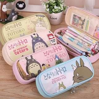Little Totoro Pencil Case  Color: as attach photo