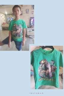 PL T shirts for boys aged 7yo onwards
