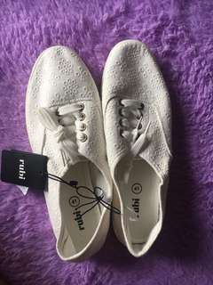 Rubi white shoes