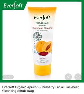 Eversoft blackhead clearing