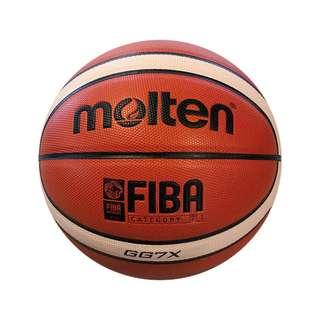 Molten Fiba GG7X Basketball with freebies!