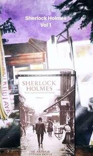 Sherlock Holmes book