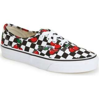 LIMITED EDITION VANS Original Cherry Checkers