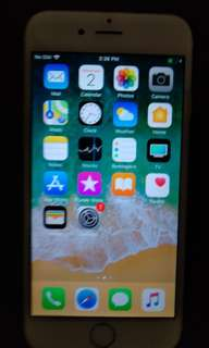 For sale iphone 6 64 using gpp