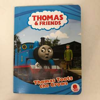 Thomas Toots the Crows (Thomas & Friends
