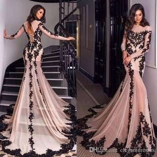 Evening Gown, Prom Dress, DND Dress, ROM Dress