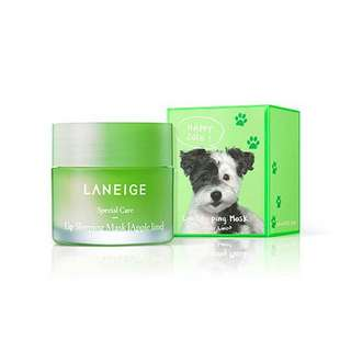 Laneige - Lip Sleeping Mask [Thank U Edition] APPLE LINE