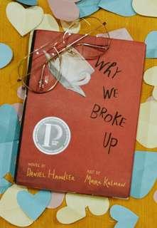 Why We Broke Up by Daniel Handler (Hard Bound)
