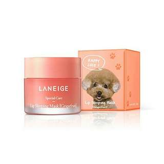 Laneige - Lip Sleeping Mask [Thank U Edition] GRAPEFRUIT