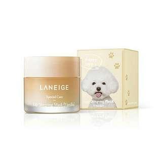 Laneige - Lip Sleeping Mask [Thank U Edition] VANILLA