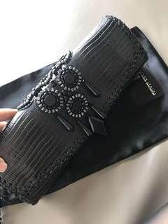 華麗手拿包(黑色)