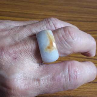 Old Jade Ring for good health Clearing all stuff