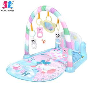 Baby Toddler Colourful Musical Play Mat