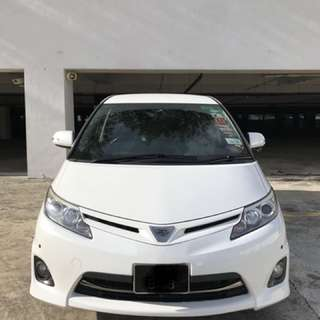 Toyota Estima 2011 Leather Package (call direct owner:0197543281)