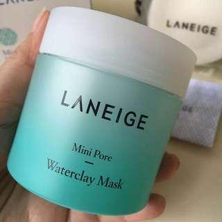 Laneige - Mini Pore Waterclay Mask 70Ml  Rp. 245.000