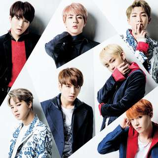 BTS Posters (8 Posters)
