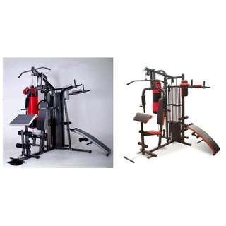 Home gym 3 sisi dan home gym 3 sisi sand sack termurah