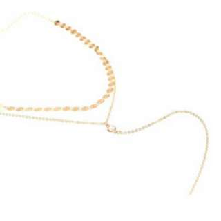 Multi-layer Elegant Chain Necklace