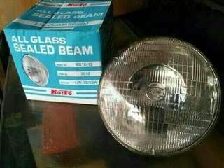 Lampu Seal Beam Koito Jeep Dan Corolla