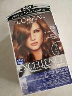 Loreal Hair Color x4