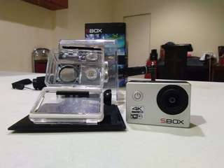 Action Cam Sbox
