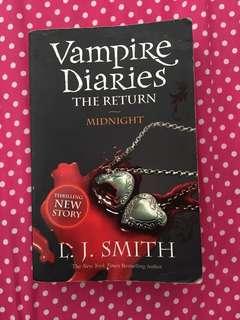 Vampire Diaries: The Return