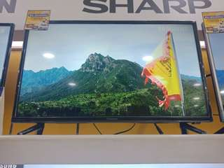PANASONIC LED TV 32incs dijual kredit