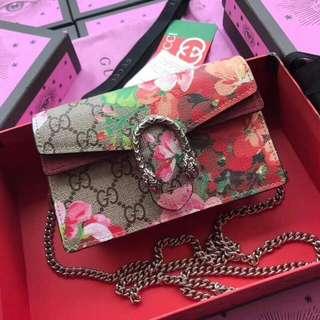 Gucci Dionysus Floral Mini Series