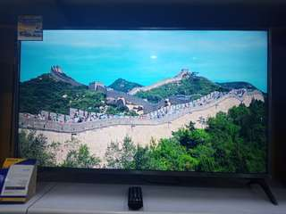 LG LED TV 43incs dijual kredit