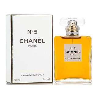 Chanel No. 5 EDP (Women)