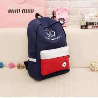 Canvas Bag / School Bag