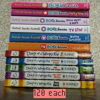 Pre-loved Novels