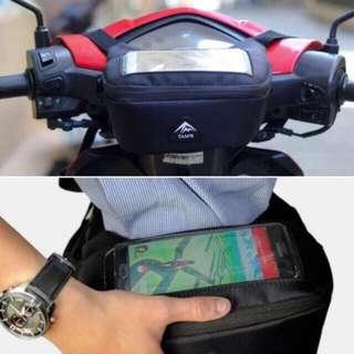 Tams Bag Motorcyclist Mat
