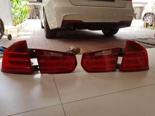 BMW F30 3 series Original tail light