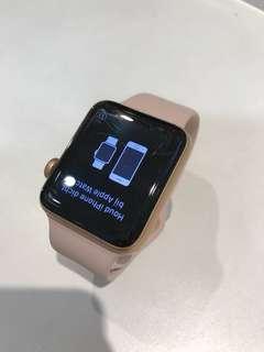 Apple Watch Series 3 42mm Gold (連充電缐)SH014418