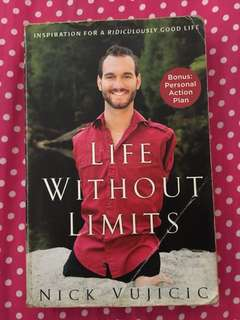 Life Without Limits Nick Vujicic