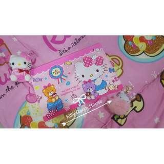 Hello Kitty A4 Size File Bag