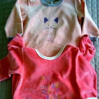Baby Sleepwear 9months Onwards