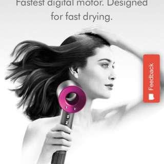Dyson Supersonic Hair Dryer (BNIB), Sealed