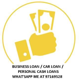 Business Loan | Car Loan | Cash Loan