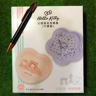 🚚 Hello Kitty一碗兩盤