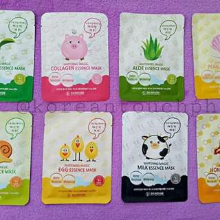 Korean Face Mask  Any 2 For only 99 pesos