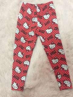 GUC Hello Kitty printed leggings