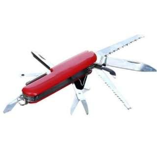 SHOPPY 11 IN 1 SWISS ARMY KNIFE