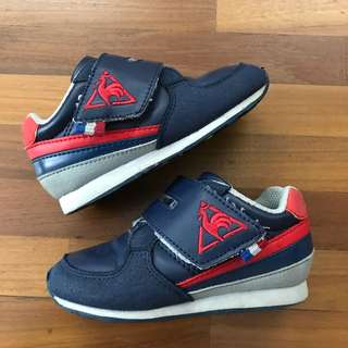 Le coq sportif- Toddler leather shoes