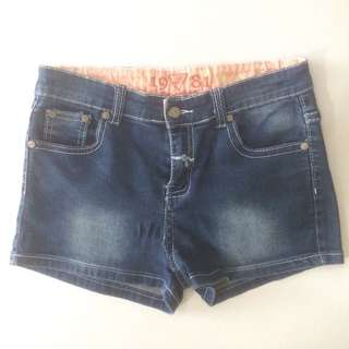 Guess Hotpants Strecth Jeans