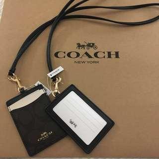 🈹100%真Coach 證件套 Flash sale 100% Authentic Coach card case