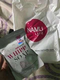 Whipp soap ( sabun pemutin thailand ) ORIGINAL